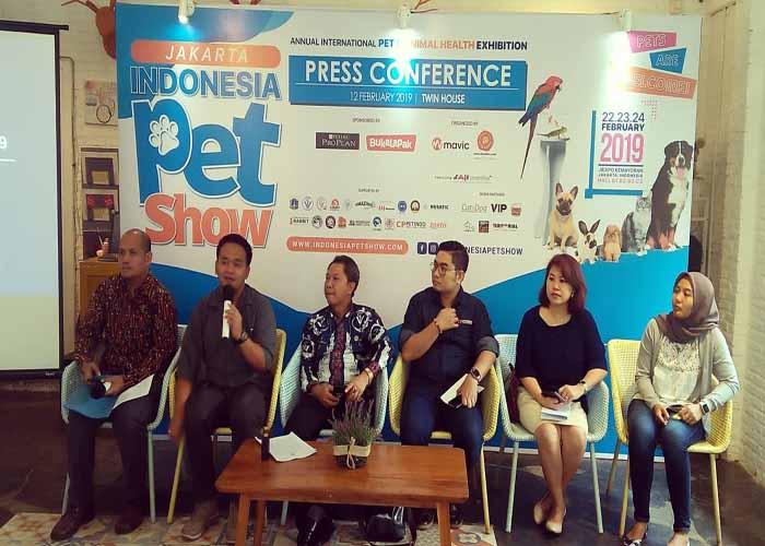 Jakarta Indonesia Pet Show 2019 Siap Digelar Di Jiexpo Kemayoran Jktone Com
