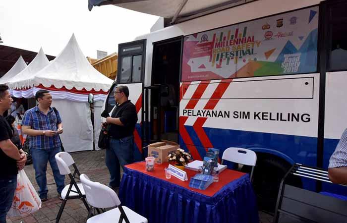 Wow, Ada Layanan Perpanjangan SIM dan STNK Khusus Warga DKI Jakarta
