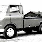 Kendaraan Kompak beroda empat pertama, Daihatsu Vesta
